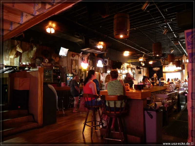 USA-Ecke Nashville 2013